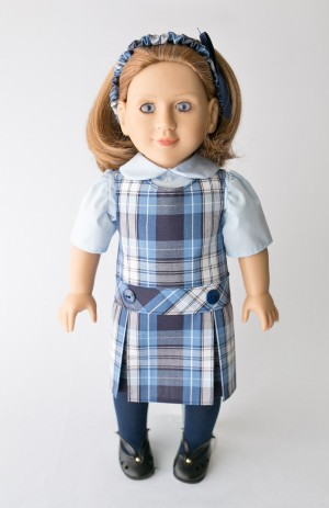 "18"" Doll Drop-waist Jumper"