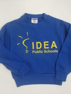 Sweatshirt for IDEA Public Schools-IDEA Blue