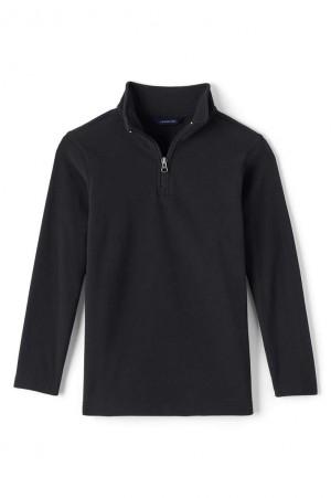 Polar Fleece Jacket- Half Zip
